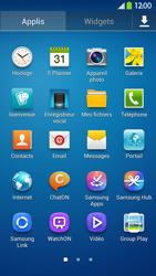 Samsung I9505 Galaxy S IV LTE - Internet - Navigation sur Internet - Étape 2