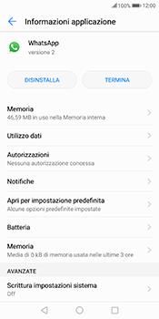 Huawei Mate 10 Pro - Applicazioni - Come disinstallare un