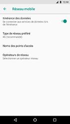 LG Nexus 5X - Android Oreo - Réseau - Changer mode réseau - Étape 6