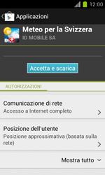 Samsung Galaxy S II - Applicazioni - Installazione delle applicazioni - Fase 15