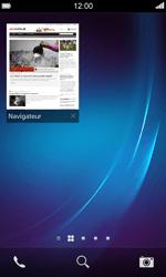 BlackBerry Z10 - Internet et roaming de données - Navigation sur Internet - Étape 17