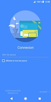 Sony Xperia XZ2 - E-mail - Configuration manuelle (outlook) - Étape 8