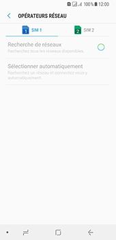 Samsung Galaxy A8 (2018) - Réseau - Sélection manuelle du réseau - Étape 10