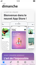 Apple iPhone 6s iOS 11 - Applications - Comment vérifier les mises à jour des applications - Étape 3