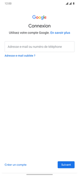 OnePlus 7T - Applications - Créer un compte - Étape 5