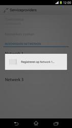 Sony D2303 Xperia M2 - Netwerk - gebruik in het buitenland - Stap 11