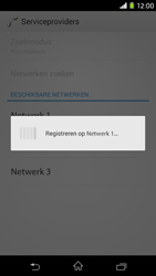 Sony Xperia M2 - netwerk en bereik - gebruik in binnen- en buitenland - stap 9