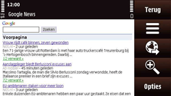 Nokia N97 Mini - Internet - Internetten - Stap 8