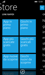 Nokia Lumia 635 - Applicazioni - Installazione delle applicazioni - Fase 6
