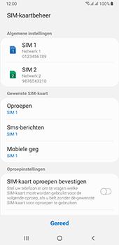Samsung galaxy-a7-dual-sim-sm-a750fn-android-pie - Instellingen aanpassen - Nieuw toestel instellen - Stap 36