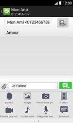 Bouygues Telecom Bs 403 - Contact, Appels, SMS/MMS - Envoyer un MMS - Étape 13