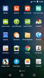 Acer Liquid Z530 - Internet - Hoe te internetten - Stap 3