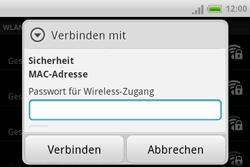 HTC ChaCha - WLAN - Manuelle Konfiguration - 8 / 11