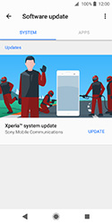 Sony Xperia XZ2 Compact - Device - Software update - Step 7