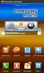 Samsung S8600 Wave 3 - MMS - configuration automatique - Étape 5