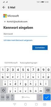 Huawei Mate 20 - E-Mail - Konto einrichten (outlook) - Schritt 6