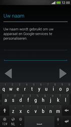HTC Desire 601 - apps - account instellen - stap 6