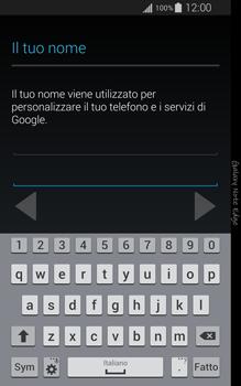 Samsung Galaxy Note Edge - Applicazioni - Configurazione del negozio applicazioni - Fase 6