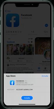 Apple iPhone SE - iOS 13 - Applicazioni - Configurazione del negozio applicazioni - Fase 24