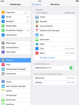 Apple iPad mini iOS 7 - Apps - Eine App deinstallieren - Schritt 7