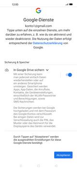 Oppo Find X2 - Apps - Einrichten des App Stores - Schritt 19