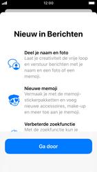 Apple iPhone SE - iOS 13 - MMS - afbeeldingen verzenden - Stap 2