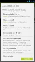 Alcatel One Touch Idol - Applicazioni - Installazione delle applicazioni - Fase 22