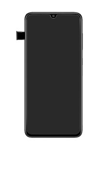 Samsung Galaxy A70 - Toestel - simkaart plaatsen - Stap 7