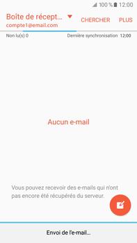 Samsung Samsung Galaxy J7 (2016) - E-mails - Envoyer un e-mail - Étape 19