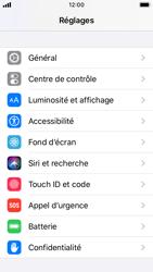 Apple iPhone SE - iOS 13 - Applications - Comment désinstaller une application - Étape 3