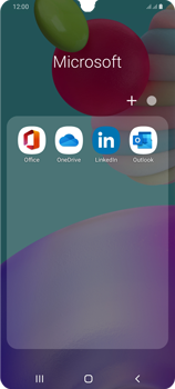 Samsung Galaxy A42 5G - E-mails - Ajouter ou modifier votre compte Outlook - Étape 4
