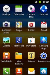 Samsung S6500D Galaxy Mini 2 - Internet - activer ou désactiver - Étape 3