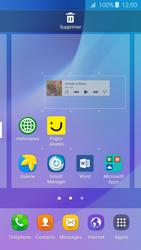 Samsung Galaxy J3 (2016) - Applications - Personnaliser l