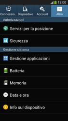 Samsung SM-G3815 Galaxy Express 2 - Software - Installazione degli aggiornamenti software - Fase 6