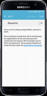 Huawei E5770 - Prise en main - Connection du modem à votre smartphone ou tablette - Étape 8
