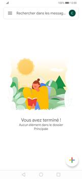 Huawei P Smart Z - E-mails - Ajouter ou modifier votre compte Gmail - Étape 6