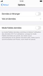 Apple iPhone 6s - iOS 14 - Internet et roaming de données - Désactivation du roaming de données - Étape 6