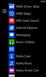 Nokia Lumia 925 - E-mail - Sending emails - Step 3
