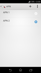 Sony Xperia E3 - Internet - configuration manuelle - Étape 18