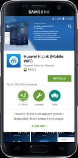 Huawei E5770 - Applicazioni - Come scaricare l