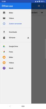 Sony Xperia 10 Plus - MMS - Erstellen und senden - Schritt 19