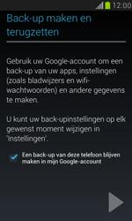 Samsung I8190 Galaxy S III Mini - E-mail - Handmatig instellen (gmail) - Stap 13