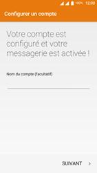 Wiko Lenny 3 - E-mail - Configuration manuelle (outlook) - Étape 12