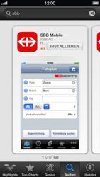 Apple iPhone 5 - Apps - Installieren von Apps - Schritt 10