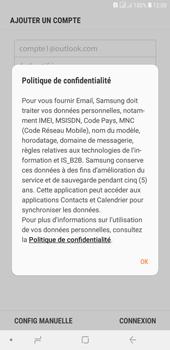 Samsung Galaxy J4+ - E-mails - Ajouter ou modifier votre compte Outlook - Étape 10