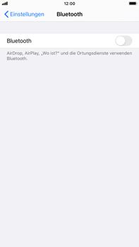 Apple iPhone 6s Plus - iOS 14 - Bluetooth - Verbinden von Geräten - Schritt 6