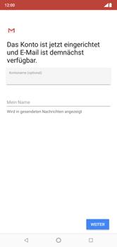 Nokia 6.1 Plus - E-Mail - Konto einrichten (yahoo) - 12 / 16