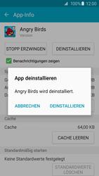 Samsung Galaxy S6 - Apps - Eine App deinstallieren - Schritt 8