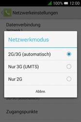 Alcatel OT-4009D Pixi 3 (3.5) - Netzwerk - Netzwerkeinstellungen ändern - Schritt 7