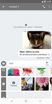 Nokia 7 Plus - Contact, Appels, SMS/MMS - Envoyer un MMS - Étape 18